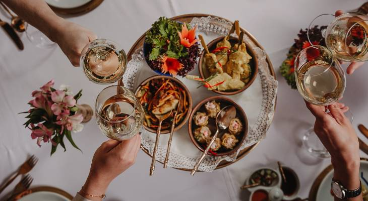 It's great news for Thai food lovers, as Blue Elephant, within the Hilton Malta, has been recognised as a 2021 Travelers' Choice award winner for Rest