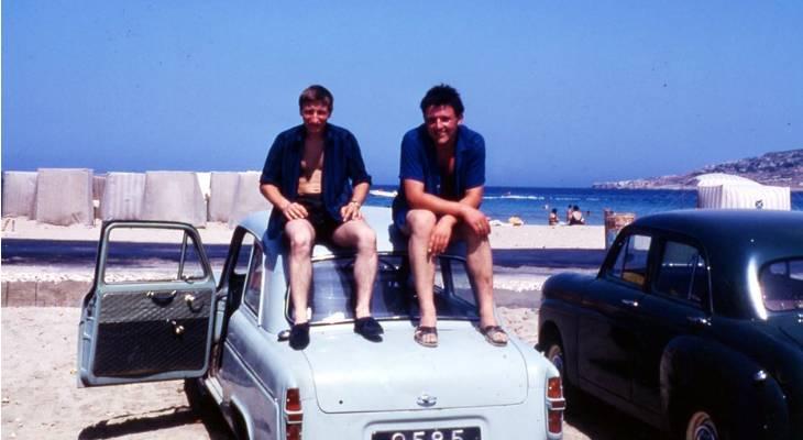 David Woolfenden via Nostalgia Malta / Facebook