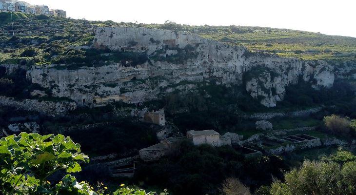 Mellieha Caves complex