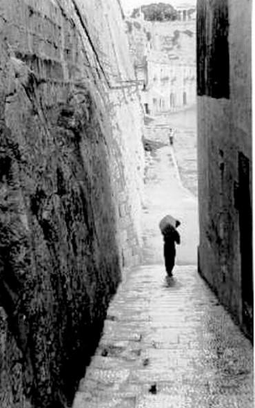 The secret history of the Nix Mangiari Stairs