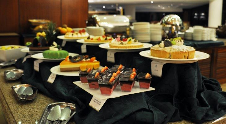 Not a buffet person? This culinary feast at Admiral's Landing is about to change that!
