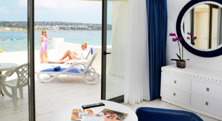 5 good reasons to stay at the DB Seabank Hotel in Malta