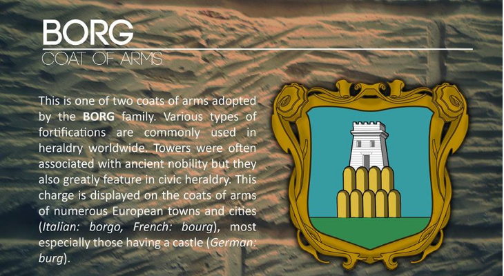 The story behind Malta's popular surnames, starting with the most