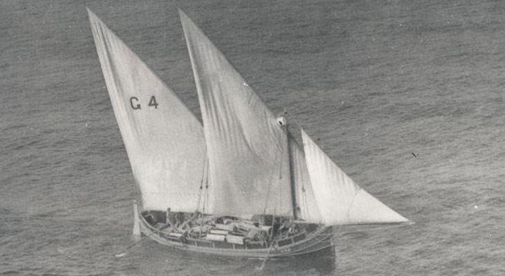 Latini boat