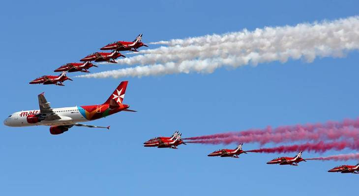 Calling all aviation enthusiasts! The Malta airshow is finally happening again