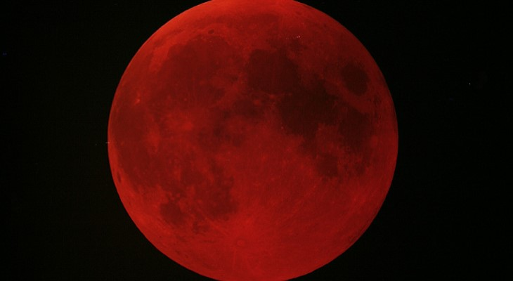 This Friday watch the moon turn blood red from St Elmo in the longest lunar eclipse of the 21st century…so far