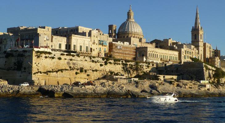 A day in Valletta