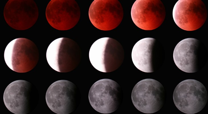 This Friday watch the moon turn blood red from St Elmo in the longest lunar eclipse of the 21st century