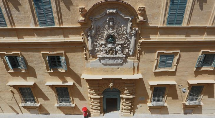 MUZA - Malta's new museum of art - is expected to open by the end of October