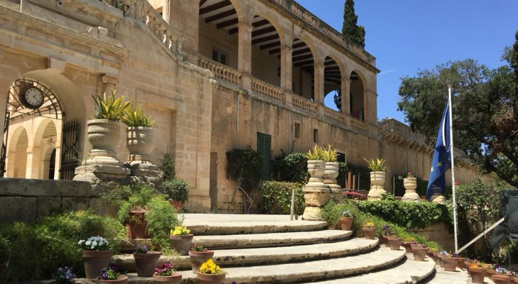 It's official! This is Malta's leading hotel in 2019
