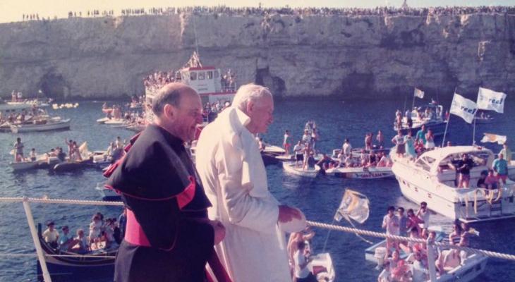 Raniero's adventures: raising awareness, making a change, loving the sea!
